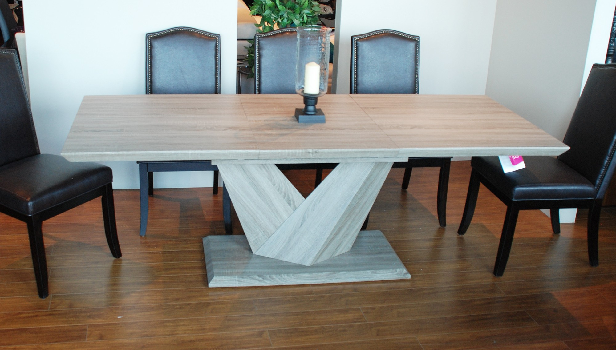 Eclipse Dining Tables Intended For Widely Used Eclipse Rectangular Dining Table In Washed Oak – Dining (View 2 of 30)