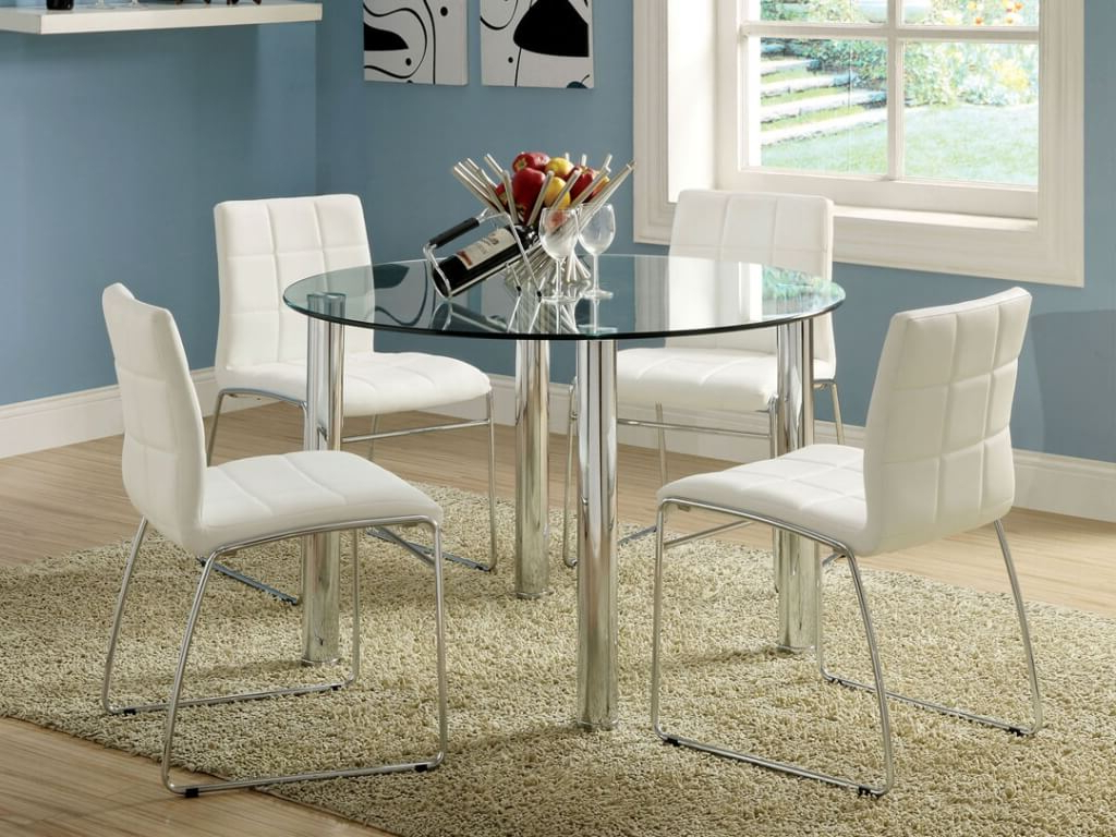 Elegance Small Round Dining Tables Pertaining To Favorite Dining Room: Elegant Dining Room Furniture Ideas With Dining (View 18 of 30)
