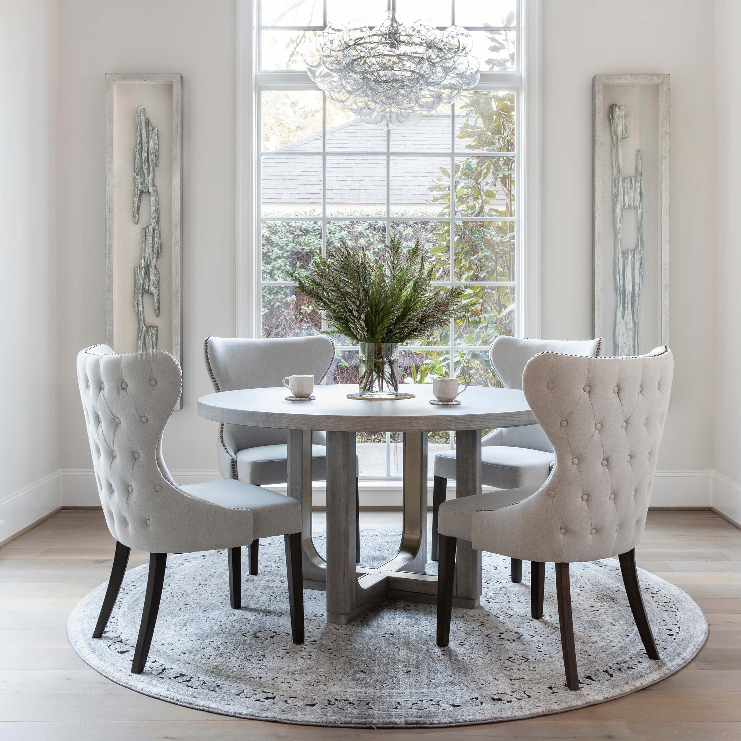 Elegant Regarding Elegance Small Round Dining Tables (View 9 of 30)