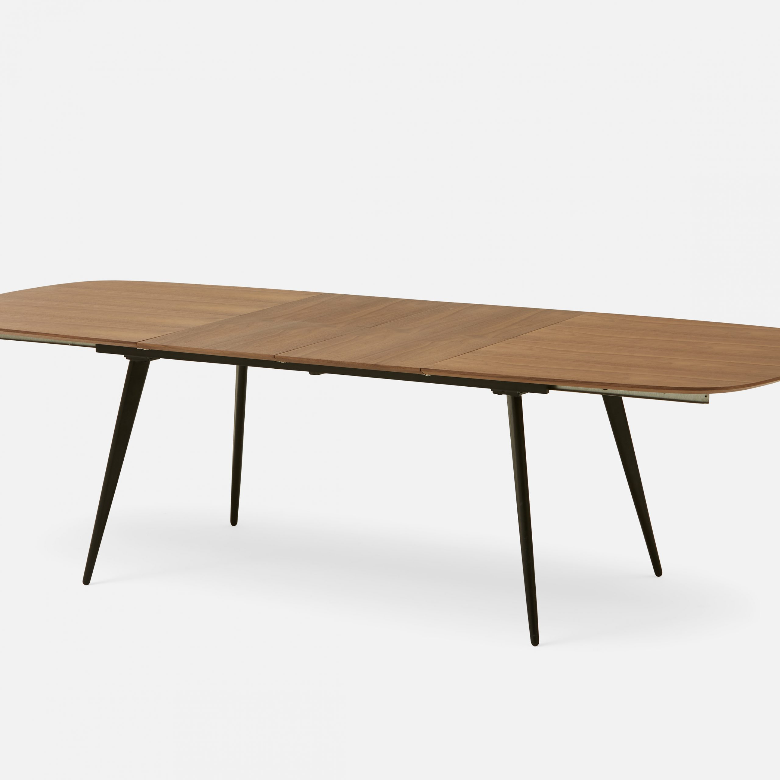 Ethan Extendable Walnut Veneer Dining Table 180cm To 270cm Within Popular Artefac Contemporary Casual Dining Tables (View 3 of 30)