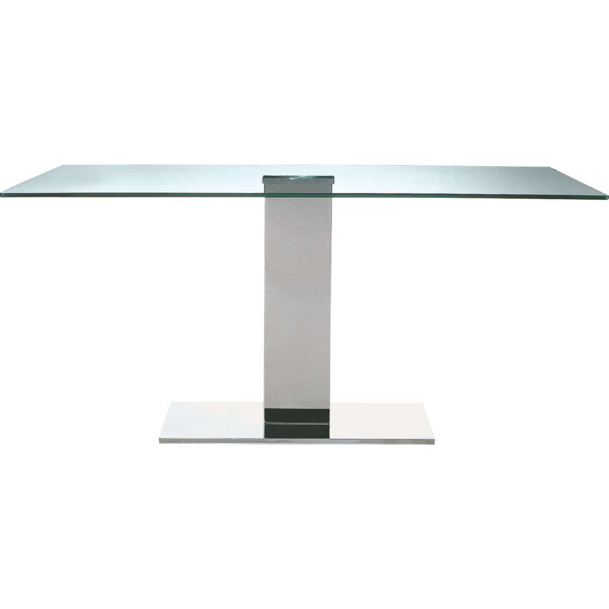 Extraordinary Stainless Steel Dining Table Frames Agreeable In Best And Newest Dining Tables With Brushed Stainless Steel Frame (View 26 of 30)