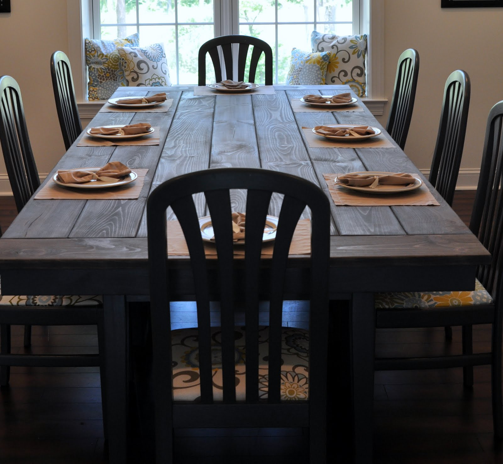 Farmhouse Table Remix {how To Build A Farmhouse Table} With Regard To Most Up To Date Rustic Pine Small Dining Tables (View 20 of 30)
