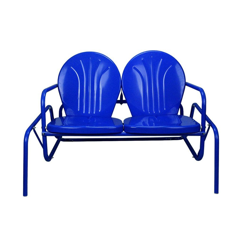 Fashionable Double Glider Outdoor Chair (View 6 of 30)