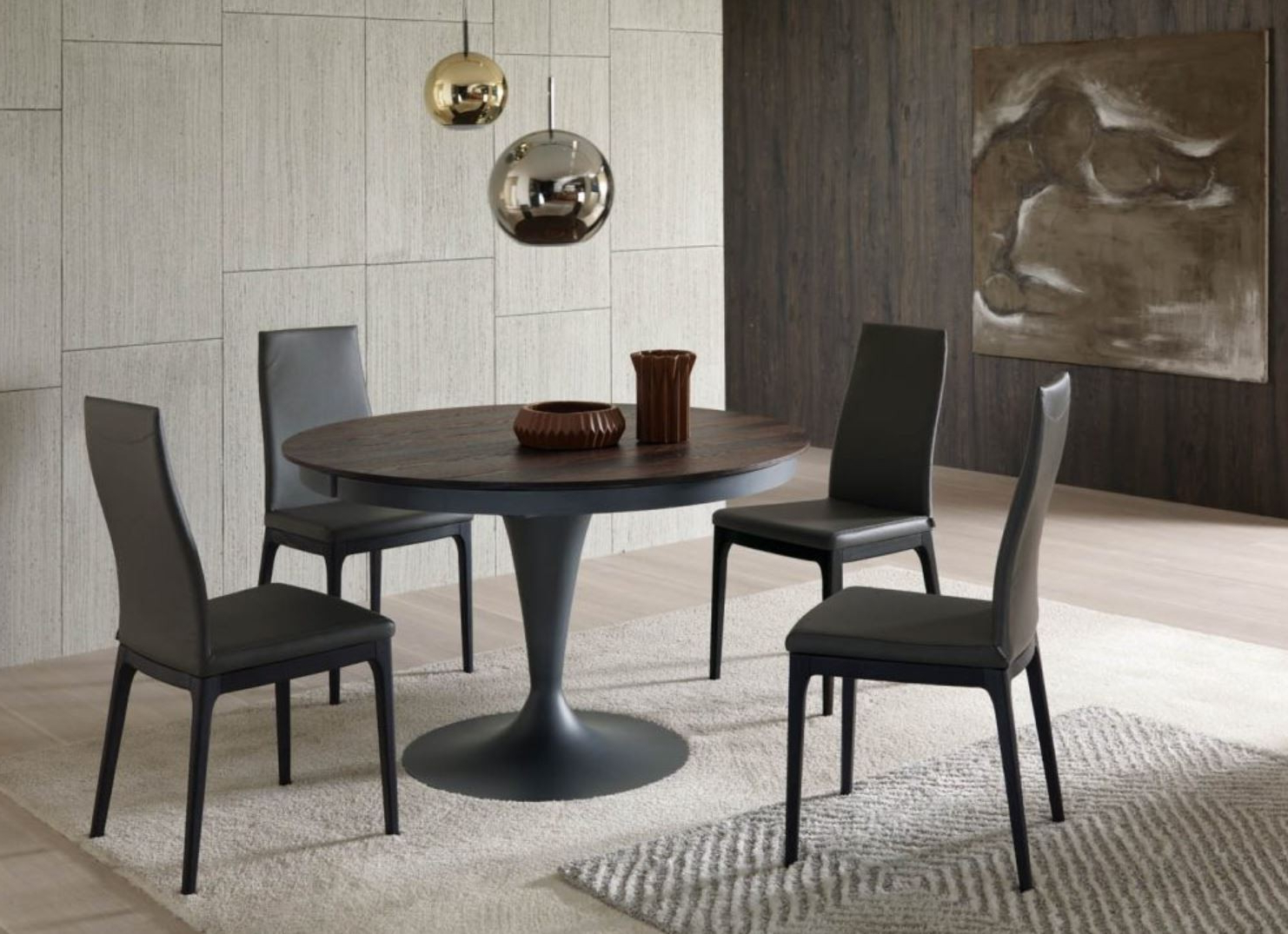 Fashionable Eclipse Legno Dining Table Modern Furnishings With Eclipse Dining Tables (View 5 of 30)