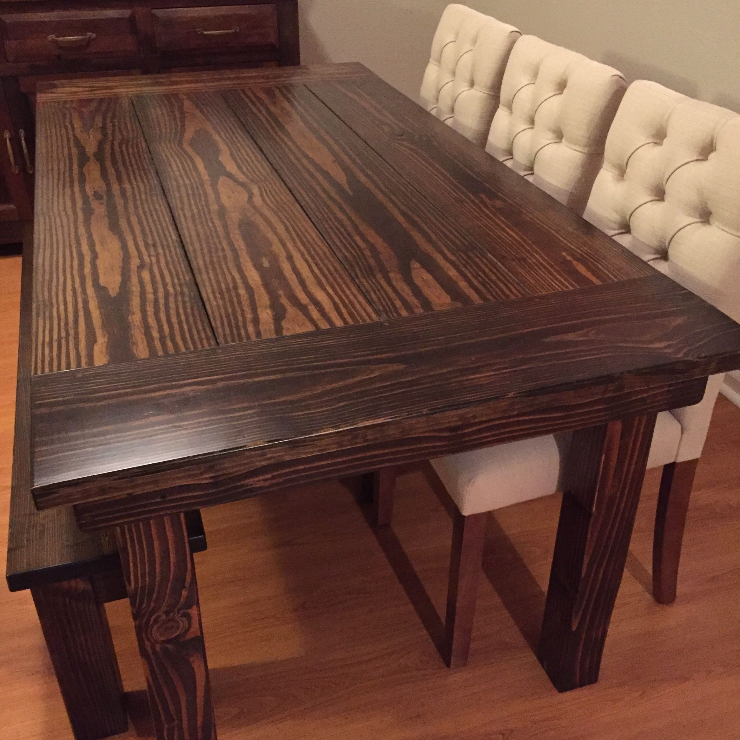 Fashionable Farmhouse Table (View 6 of 30)