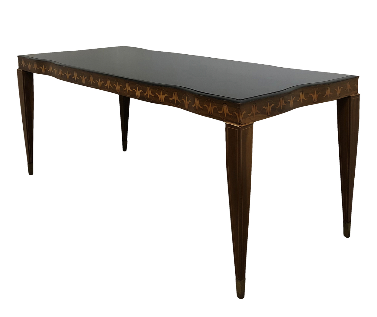 Fashionable Glass Top Dining Or Conference Table (View 17 of 30)