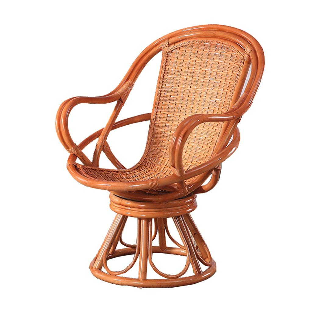 Favorite Amazon: Ye Zi Leisure Rotating Chair – Chinese Hand Within Woven High Back Swivel Chairs (Gallery 9 of 30)