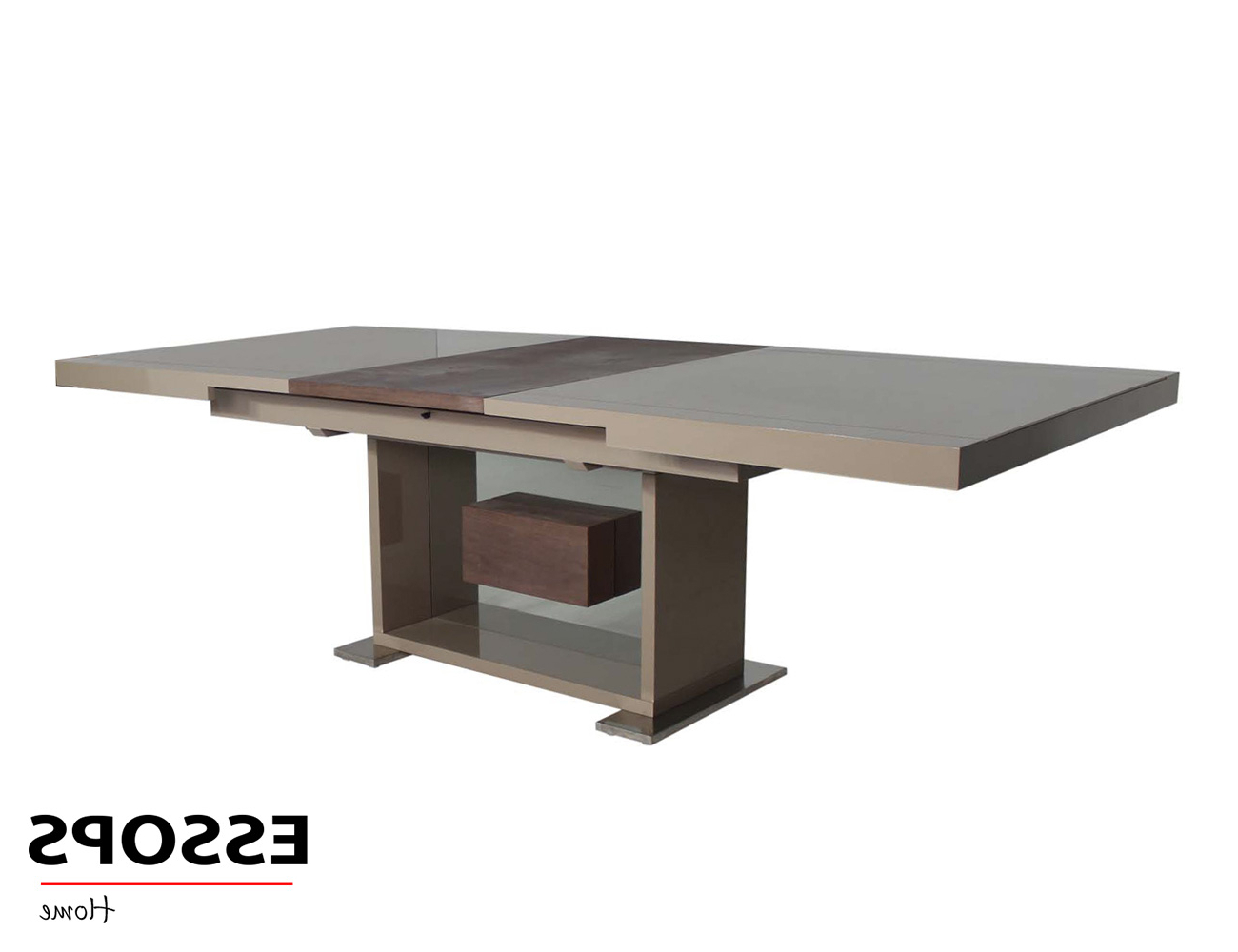 Favorite Boston Dining Table Mocca Intended For Extension Dining Tables (Gallery 13 of 30)
