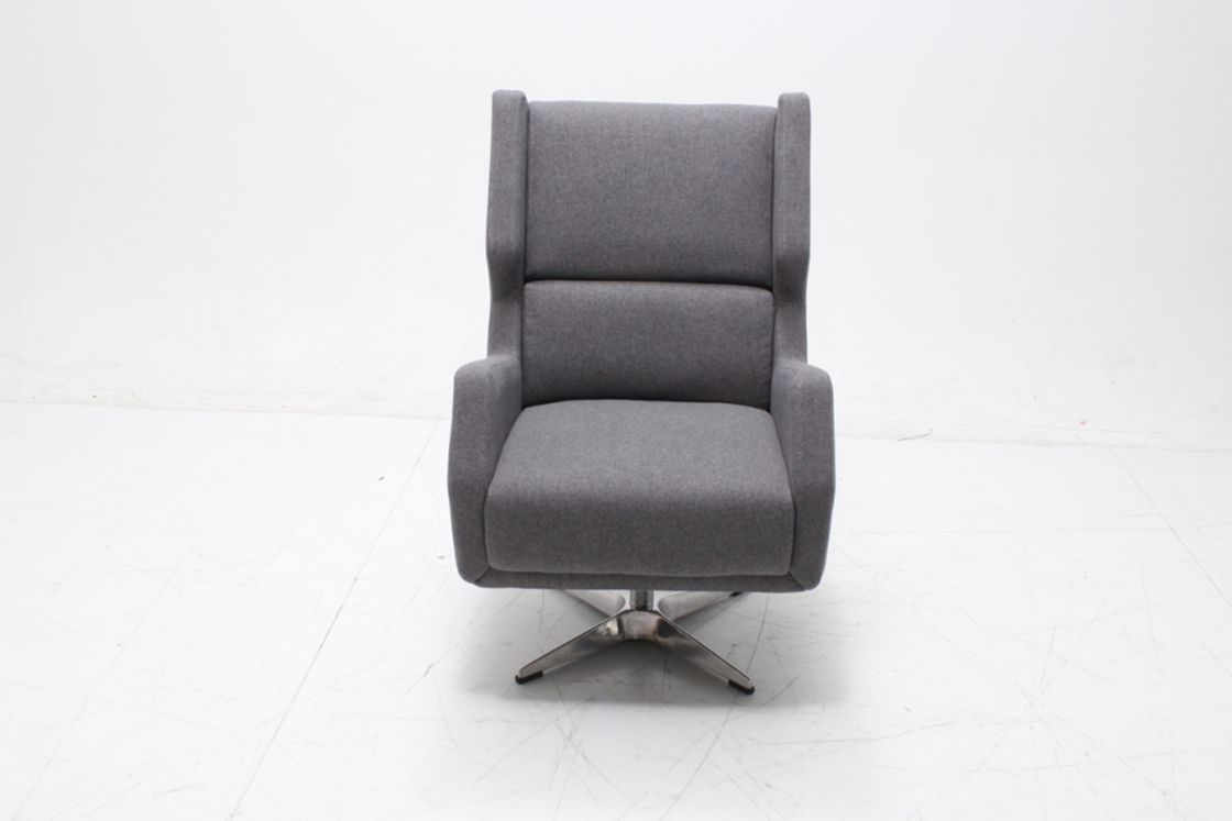 Favorite High Back Swivel Accent Chair Smooth Fluid Motion With Armrest With Regard To Woven High Back Swivel Chairs (View 18 of 30)
