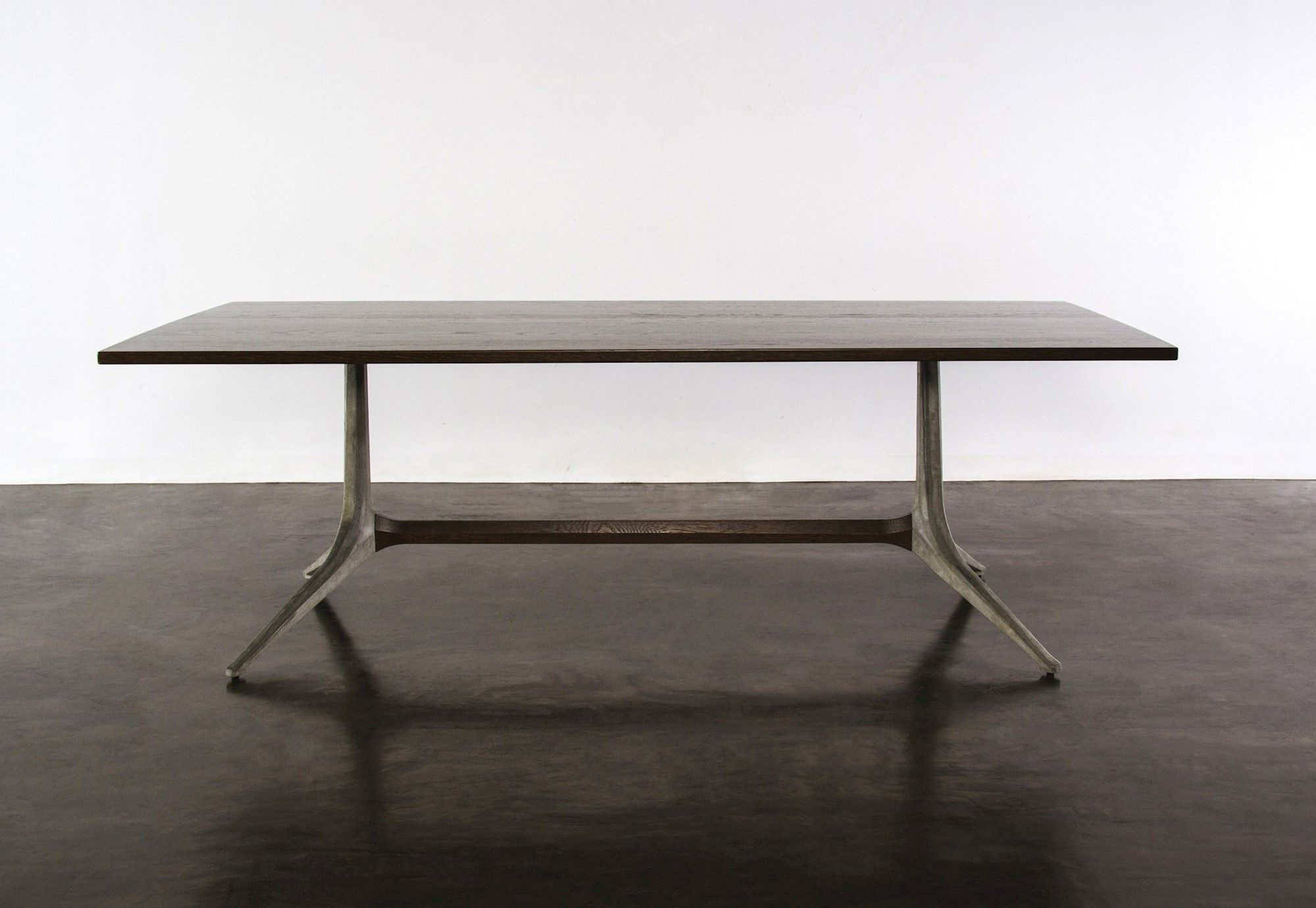 Favorite Kahn Smoked Wood Dining Table (View 6 of 30)