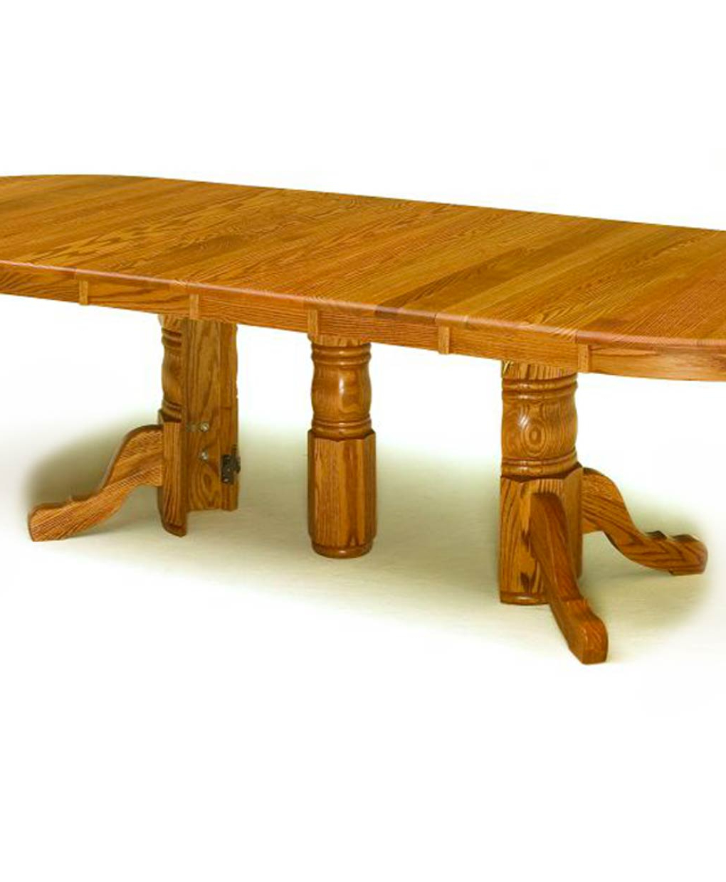Favorite Unfinished Drop Leaf Casual Dining Tables With Regard To Split Pedestal Dining Table (View 30 of 30)