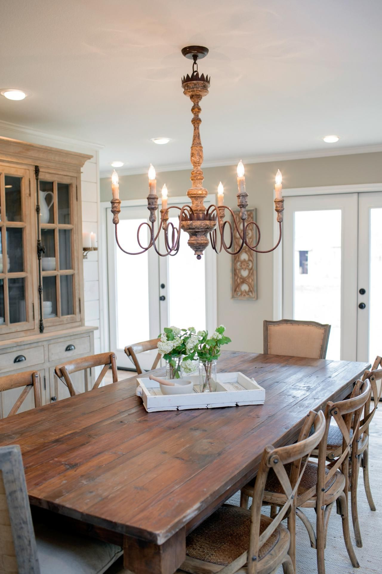 Featured Photo of Small Rustic Look Dining Tables