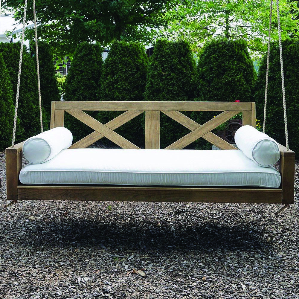 Free Do It Yourself Patio Swing Plans & Suggestions To Chill For Well Known Patio Hanging Porch Swings (Gallery 12 of 30)