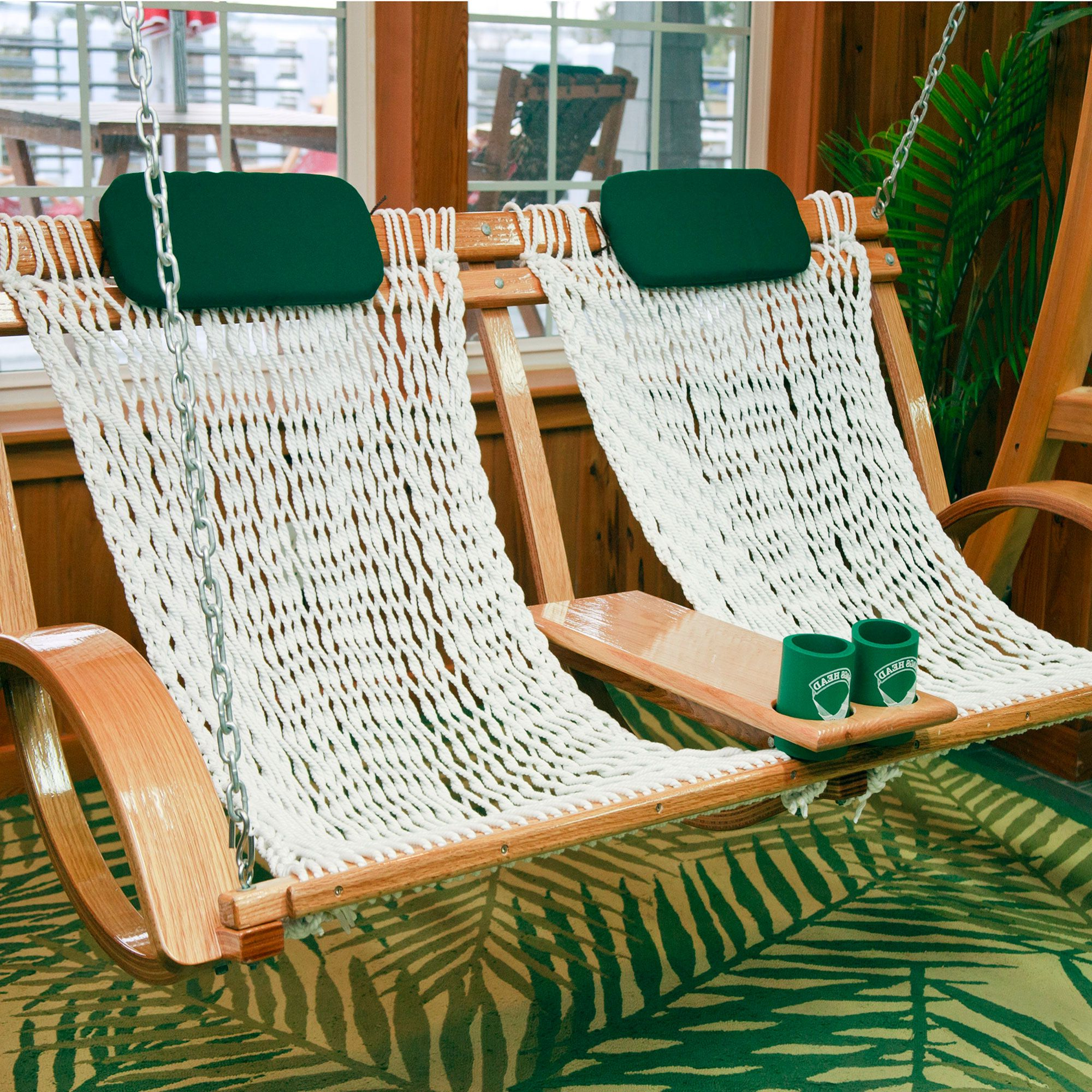 Furniture: Gorgeous Porch Swings For Terrace Ideas — Jones With 2019 Cotton Porch Swings (Gallery 26 of 30)