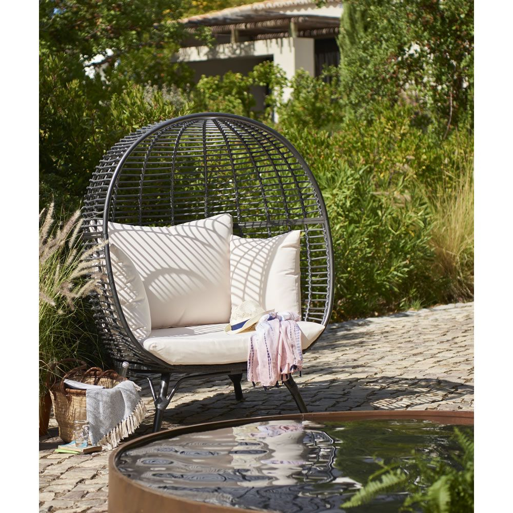 Garden Designs In Most Up To Date Rattan Garden Swing Chairs (View 24 of 31)