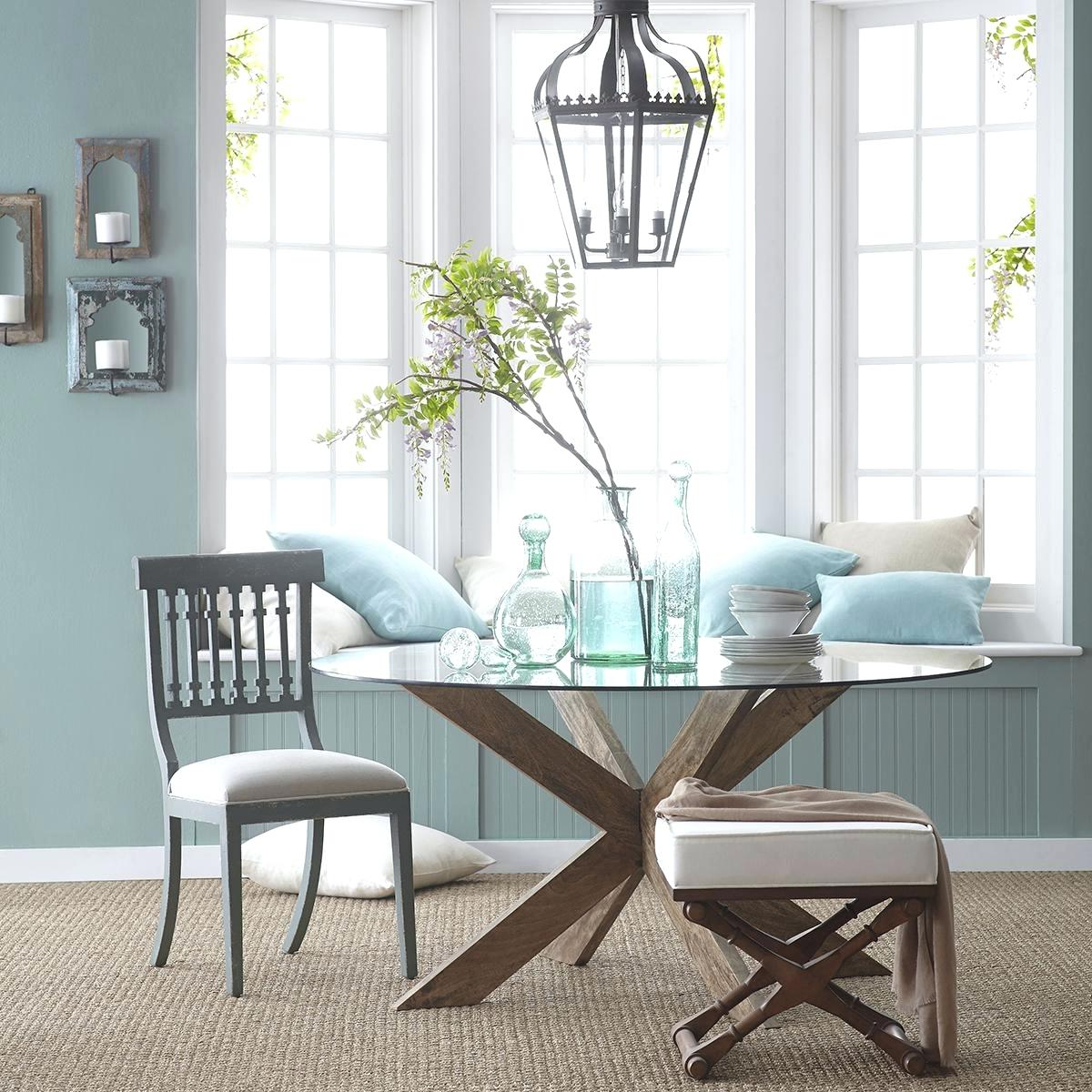 Glass Top Dining Room Tables – Milesapp (View 27 of 30)