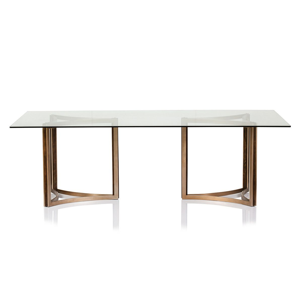 Glass Top Dining Table (View 13 of 30)