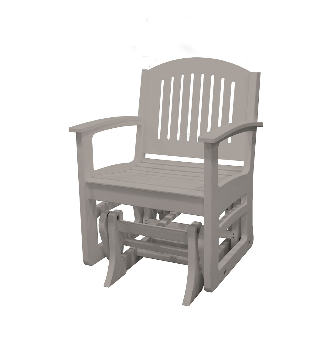 High Back Rocking Chair With Regard To Best And Newest Low Back Glider Benches (View 2 of 30)