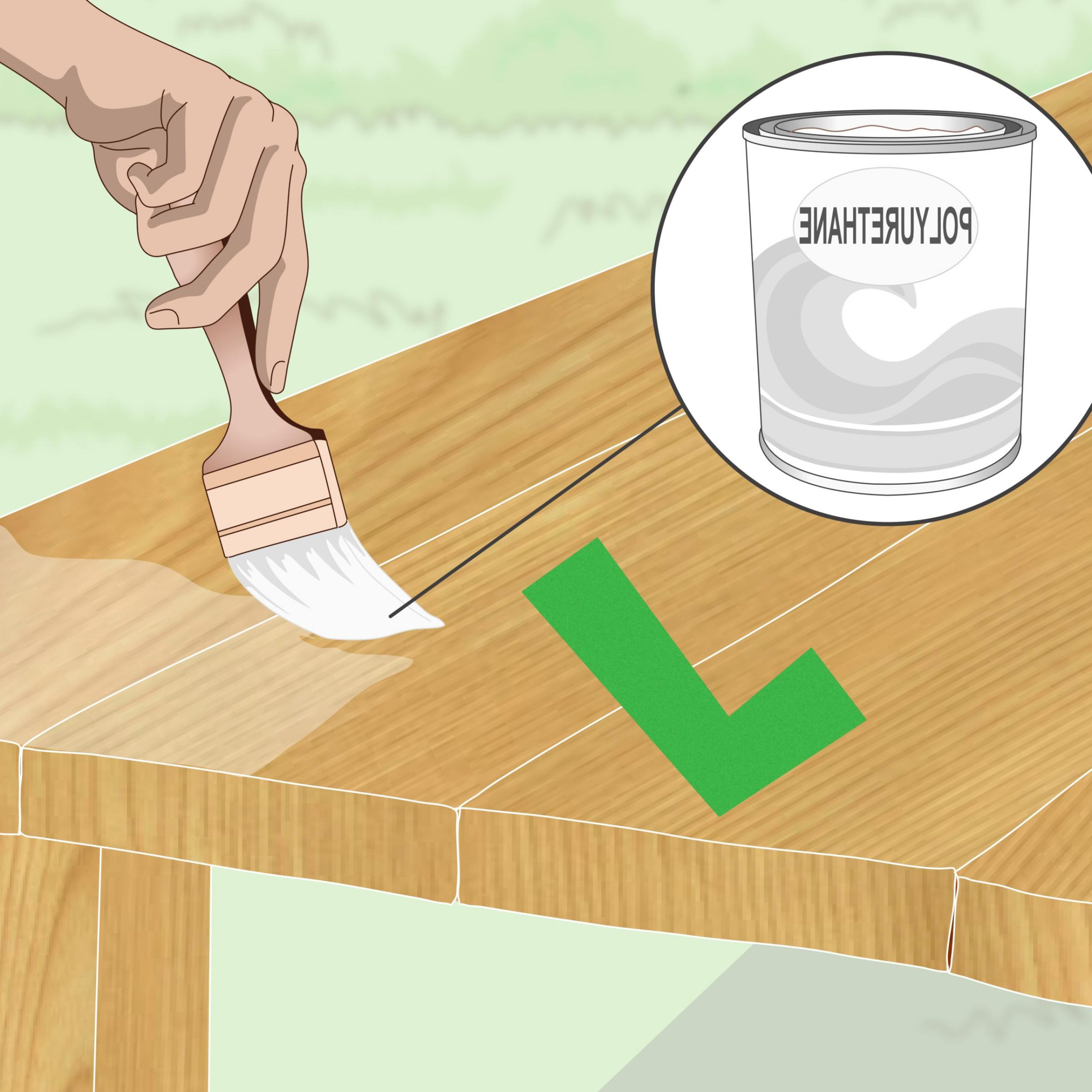 How To Stain Teak Furniture: 12 Steps (With Pictures) – Wikihow With Regard To Popular 3 Person Light Teak Oil Wood Outdoor Swings (View 11 of 30)