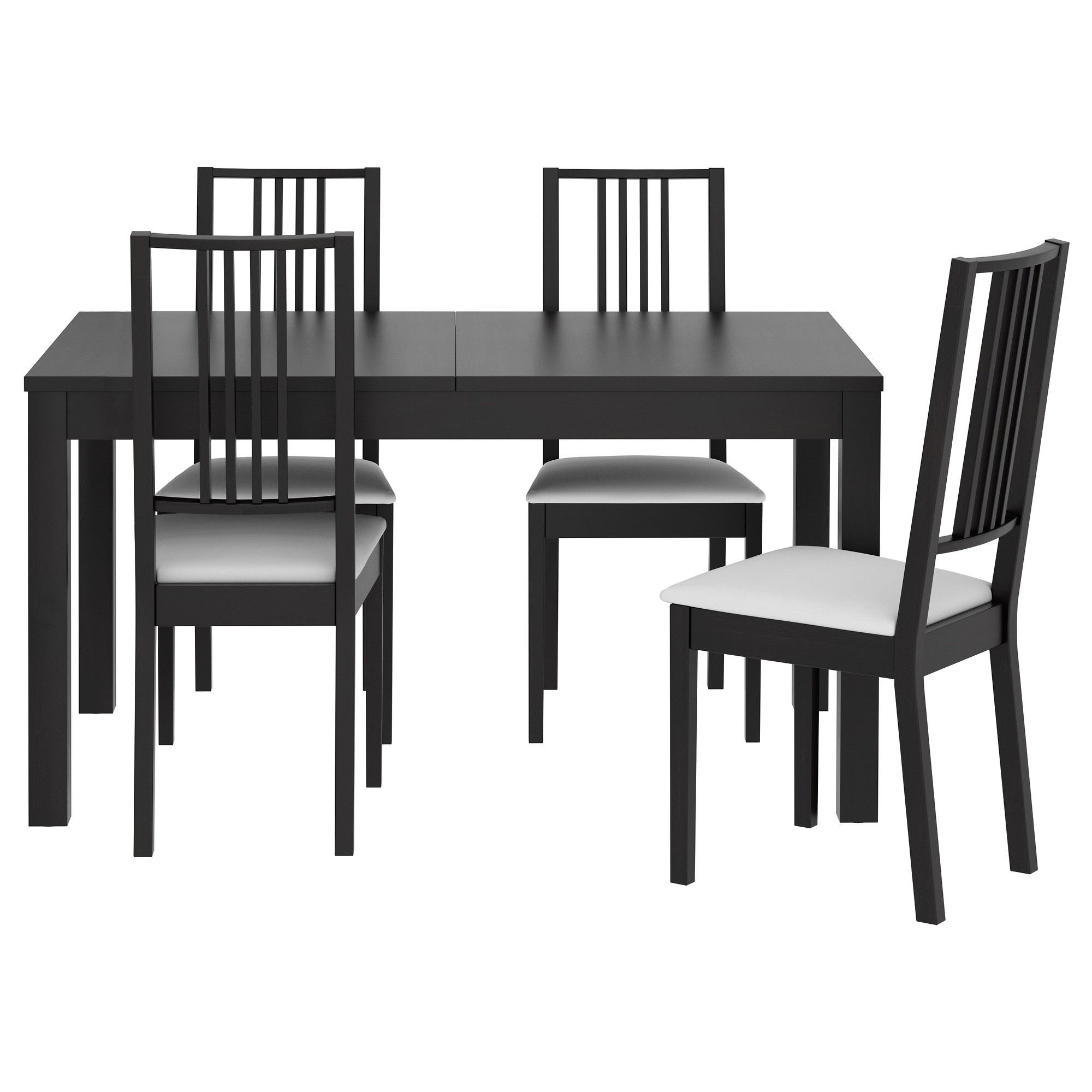 Ikea Dining Table Set Regarding Widely Used Atwood Transitional Square Dining Tables (View 19 of 30)