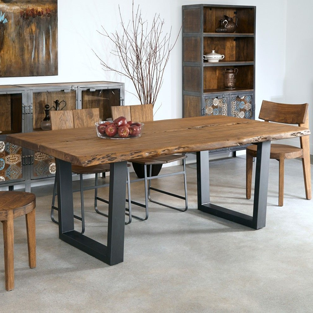 Featured Photo of Iron Wood Dining Tables
