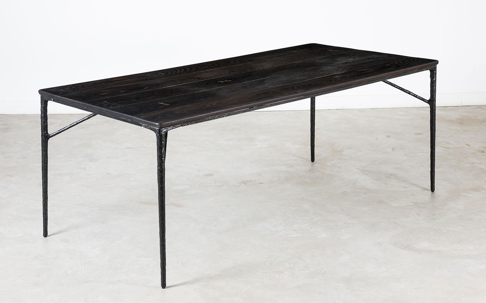 Kulu Regarding Famous Dining Tables In Seared Oak (View 18 of 30)