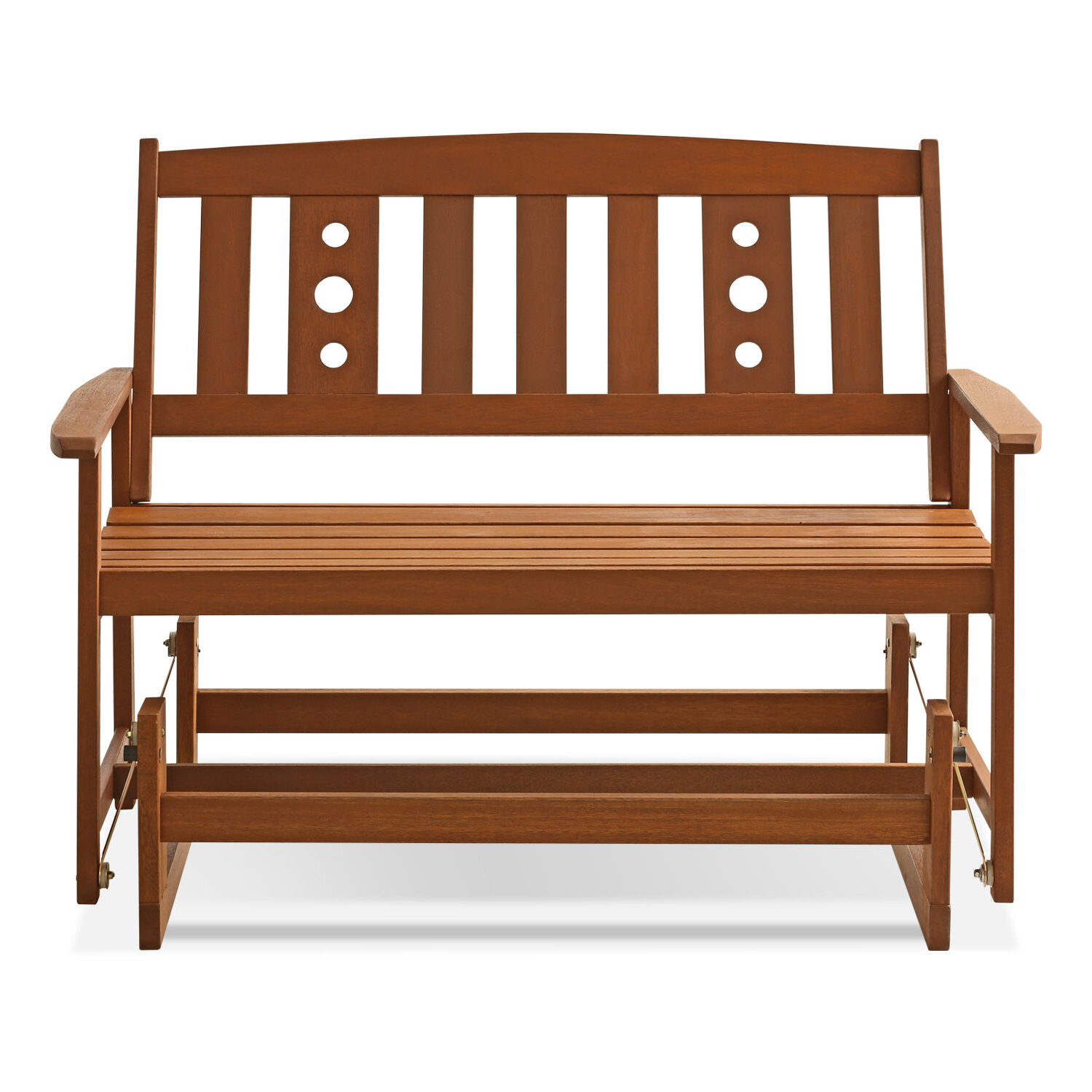 Langley Street Arianna Glider Bench & Reviews (View 13 of 31)
