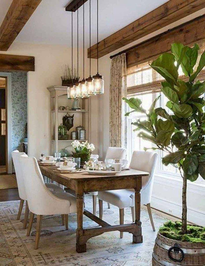 Large Rustic Look Dining Tables Intended For Most Current Dining Room : Enchanting Modern Rustic Dining Table And (View 28 of 30)