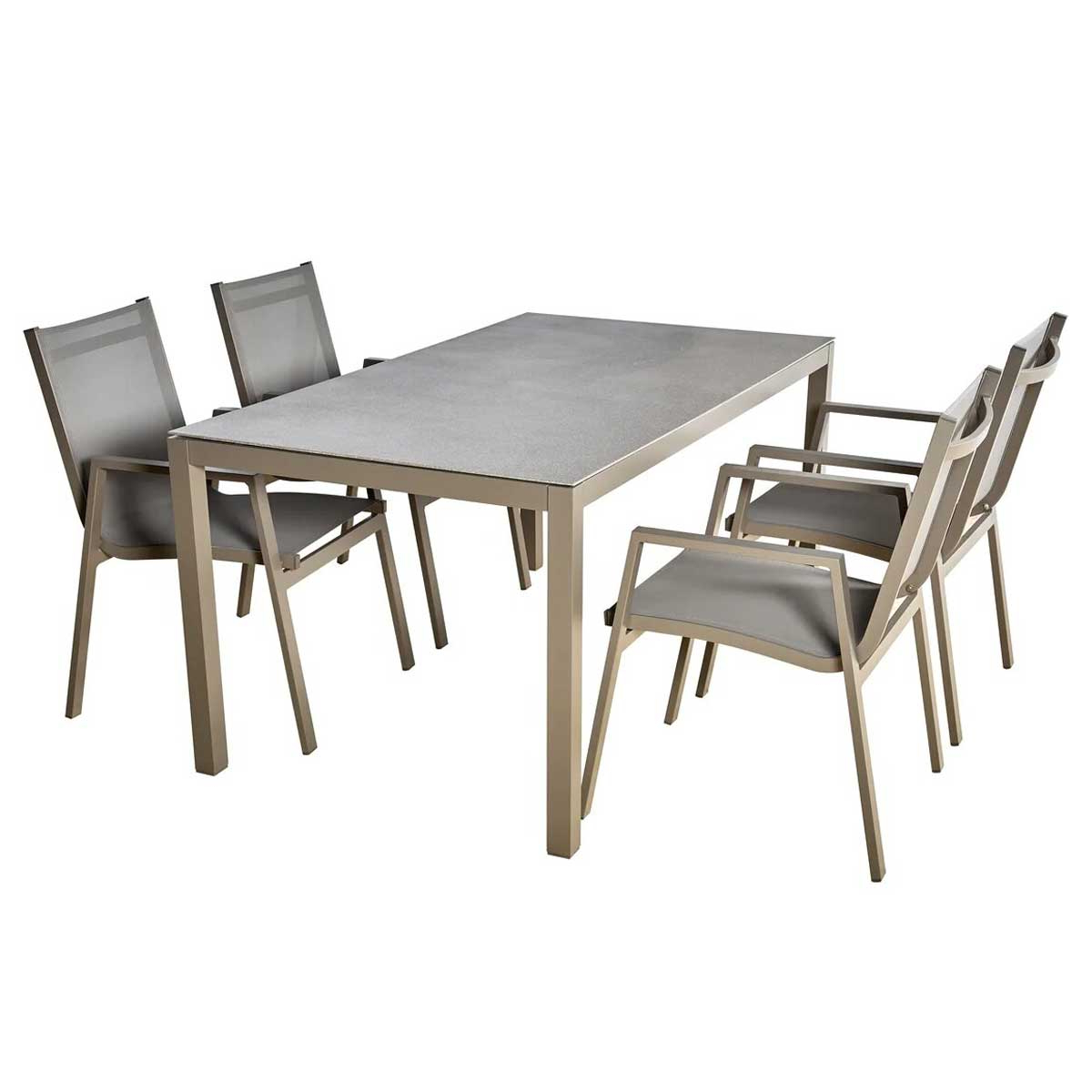 Latest Contemporary 4 Seating Oblong Dining Tables Pertaining To Siesta Group – Siesta Furniture S.l (View 15 of 30)