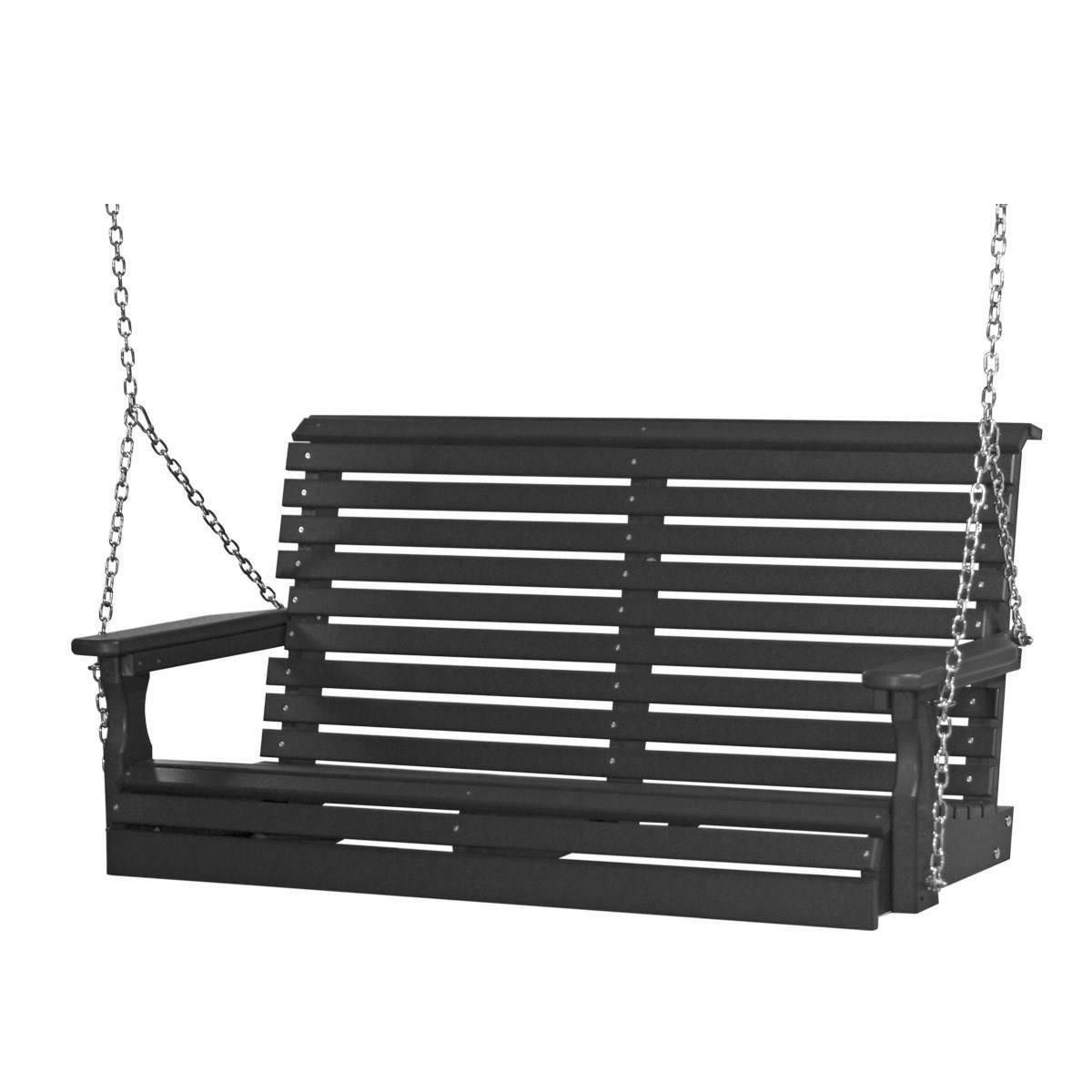 Latest Deuxville Plain Porch Swing Within Plain Porch Swings (View 4 of 30)