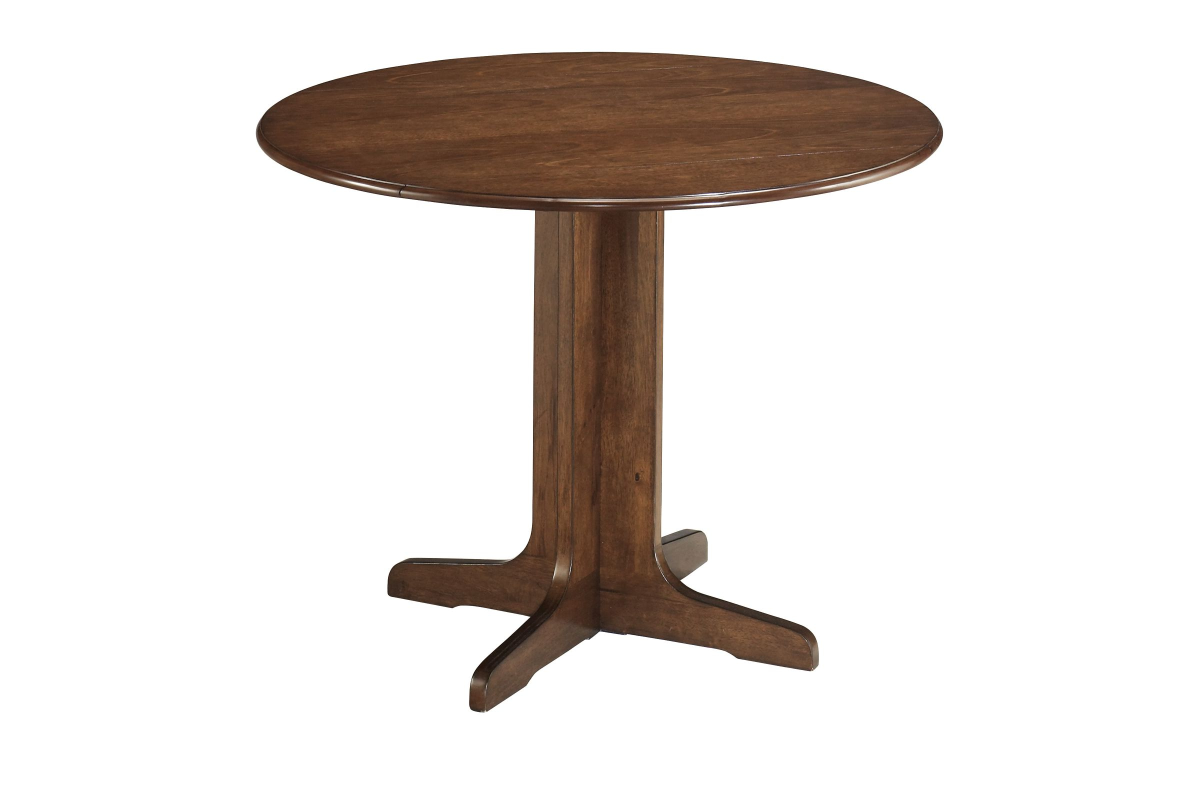 Latest Wood Kitchen Round Drop Leaf Table – Solid Alder Wood 36 With Unfinished Drop Leaf Casual Dining Tables (View 25 of 30)