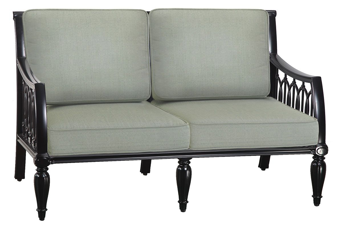 Manhattan Loveseat 10890022 Pertaining To Widely Used Padded Sling Loveseats With Cushions (Gallery 27 of 30)