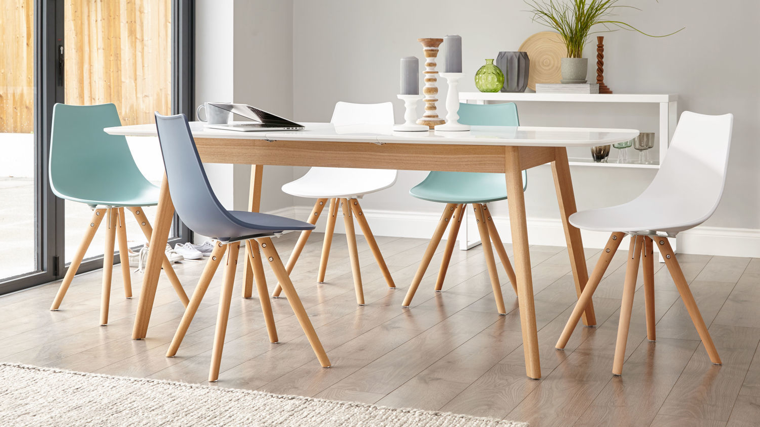 Modern Dining Table (Gallery 28 of 30)