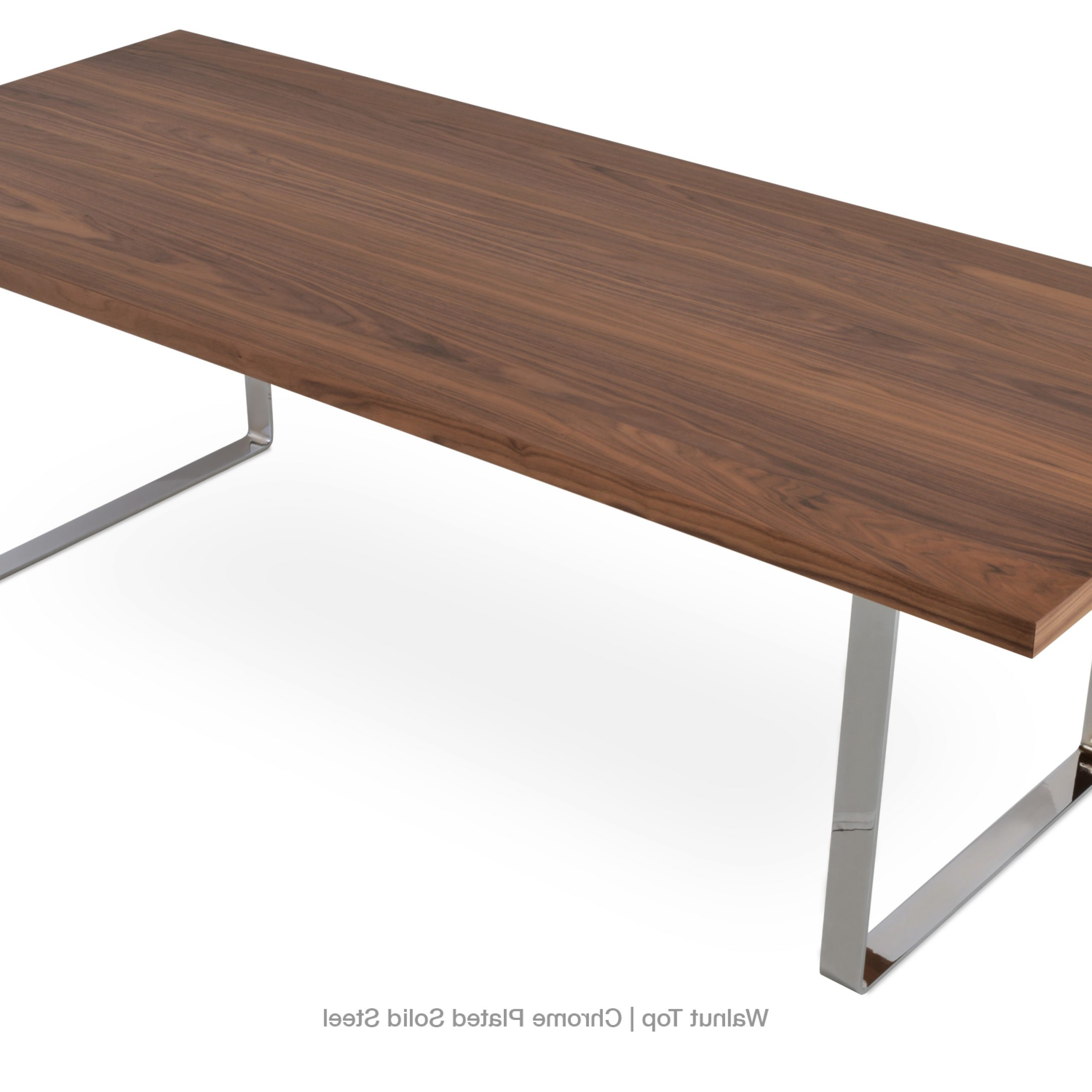 Modern Dining Tables (View 30 of 30)