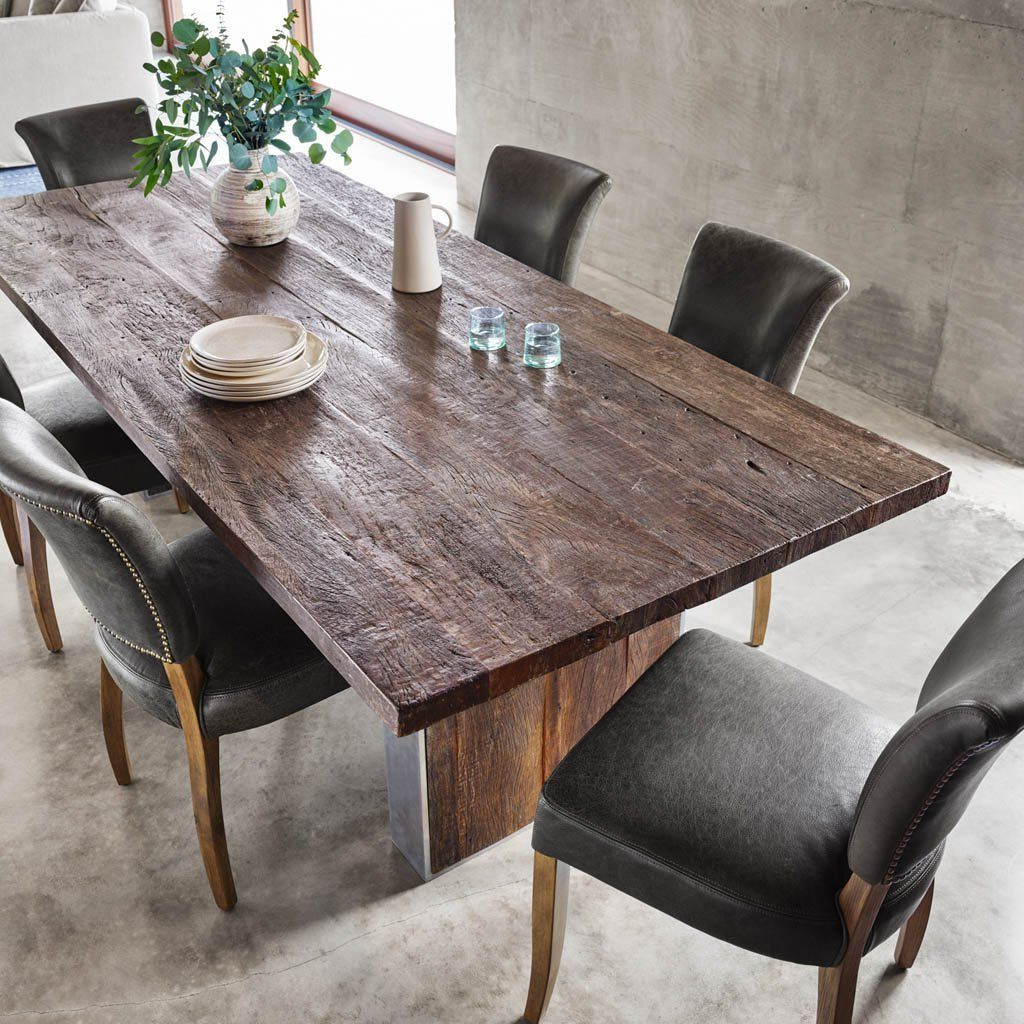 Modern Dining Tables Throughout Most Popular Keith Dining Table In (View 18 of 30)