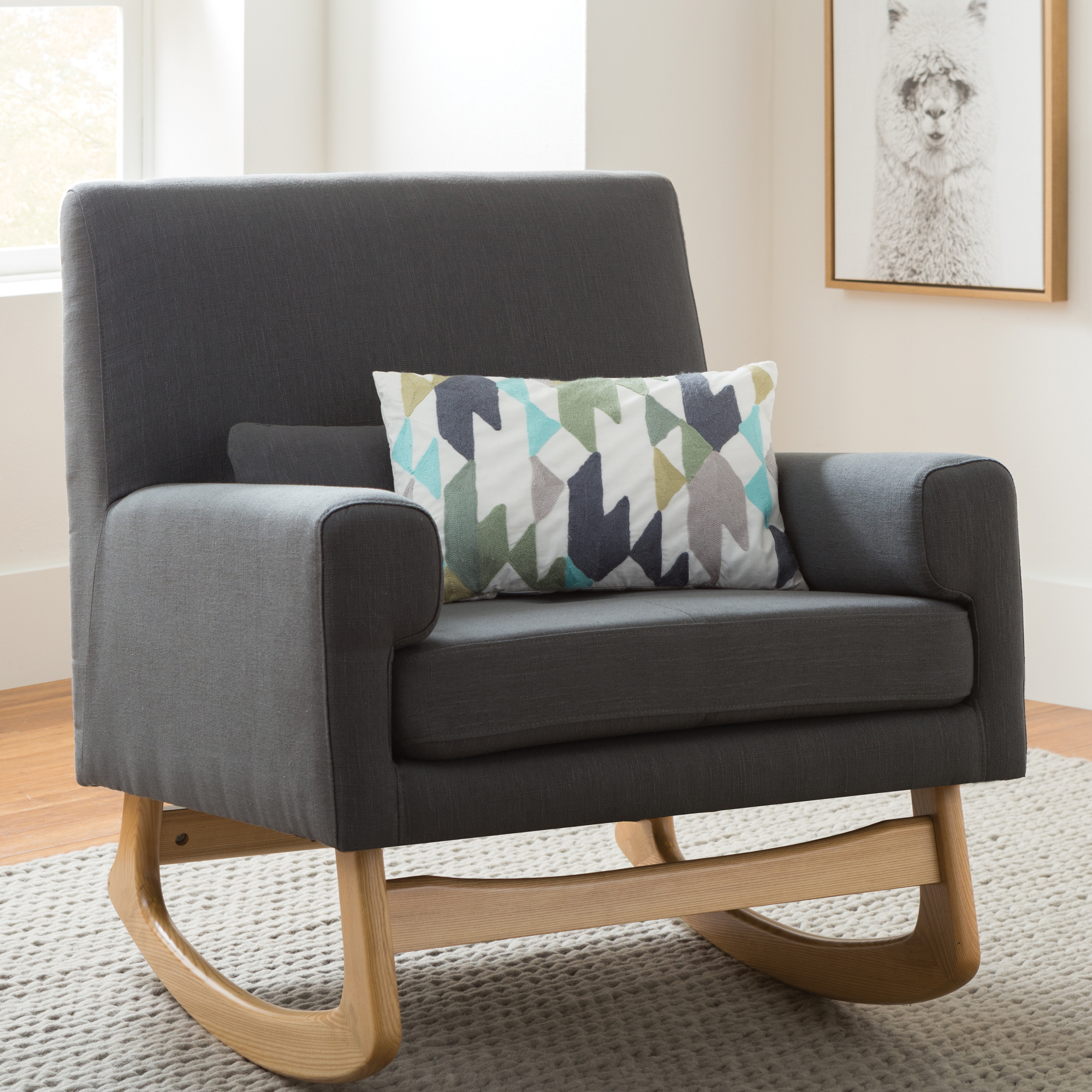Modern Gliders + Rocking Chairs (Gallery 25 of 30)