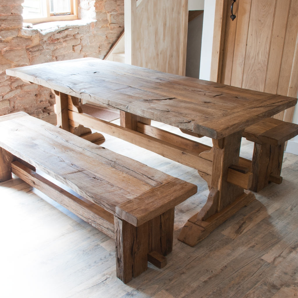 Morris Round Dining Tables In Most Current Image Ideas Reclaimed Wood Dining Table Designer Home Decor (Gallery 29 of 30)