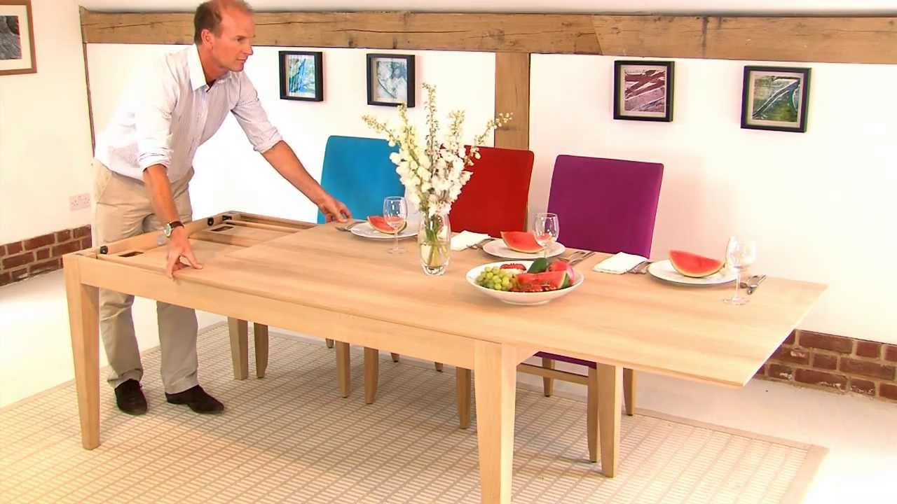 Most Current Extension Dining Tables Pertaining To 30 Extendable Dining Tables (Gallery 2 of 30)