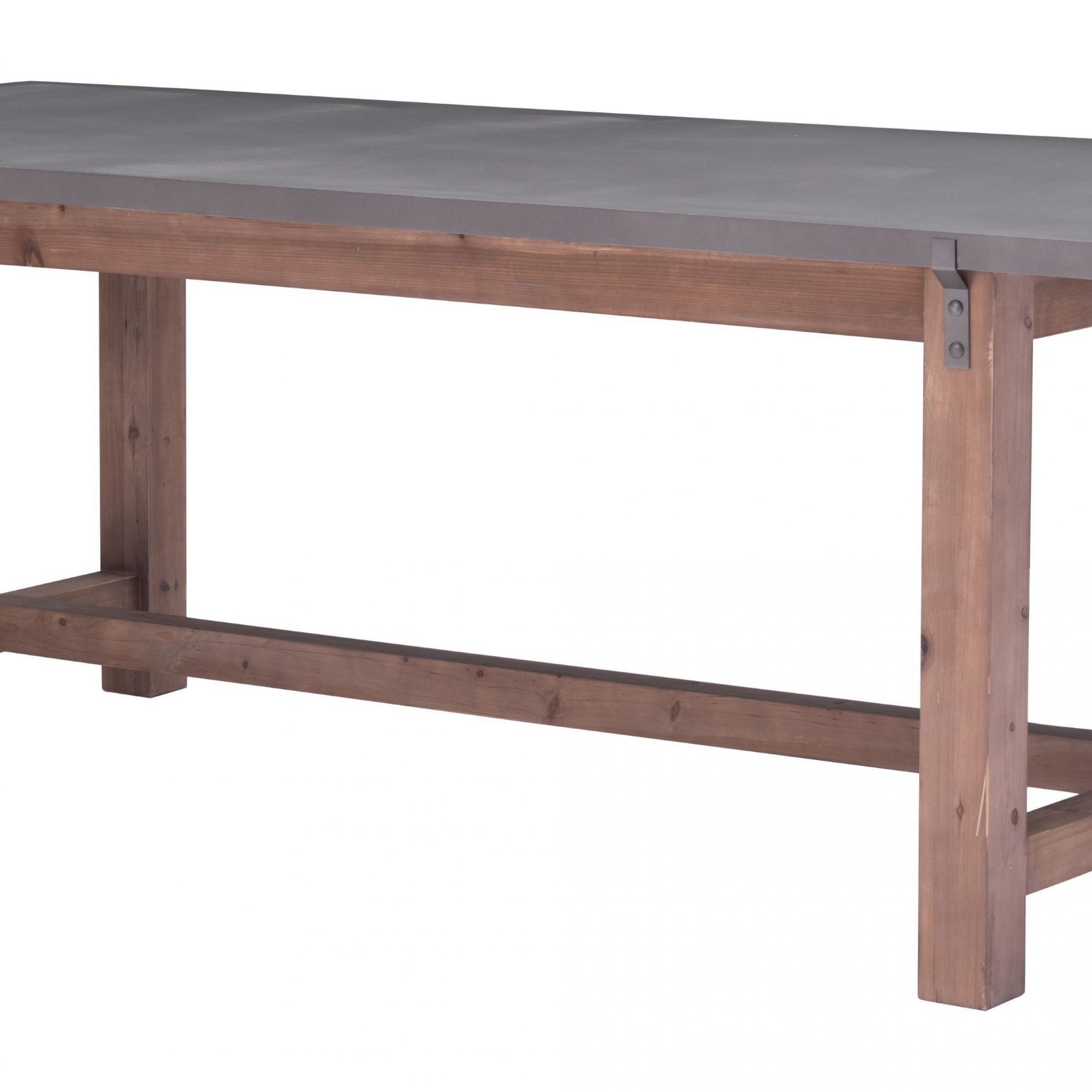 Most Current Greenpoint Dining Table (gray & Distressed Fir) (Gallery 6 of 30)