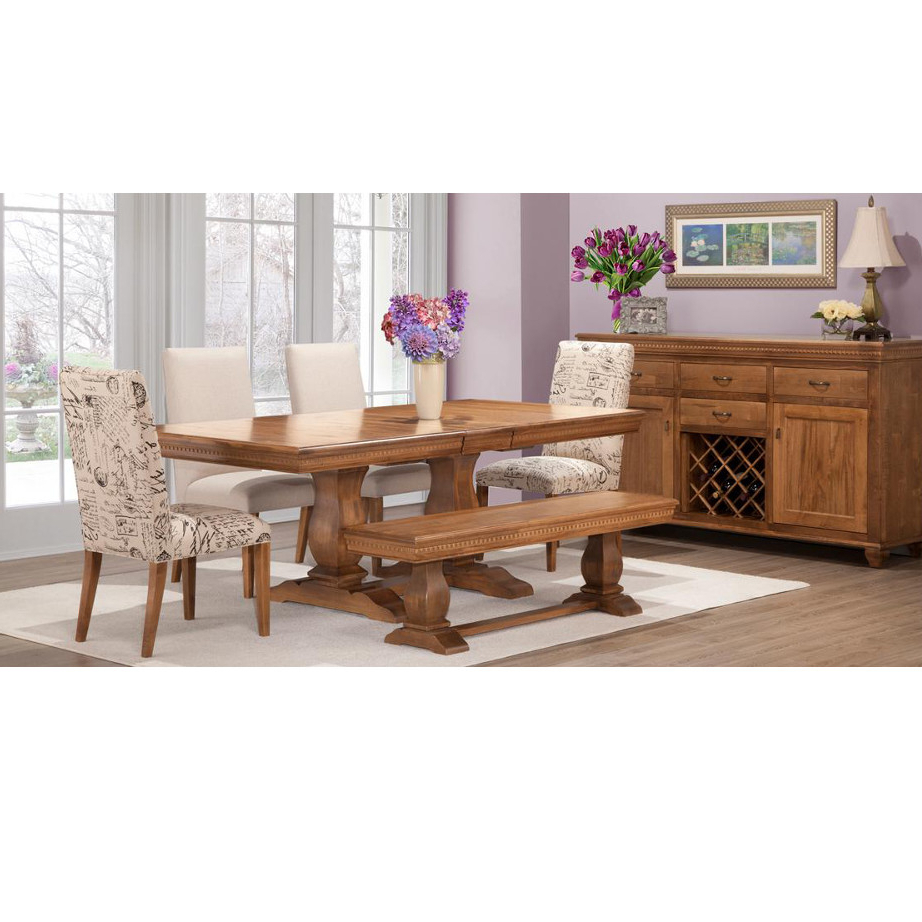 Most Popular Provence Small Sideboard – Prestige Solid Wood Furniture Throughout Provence Accent Dining Tables (View 29 of 30)