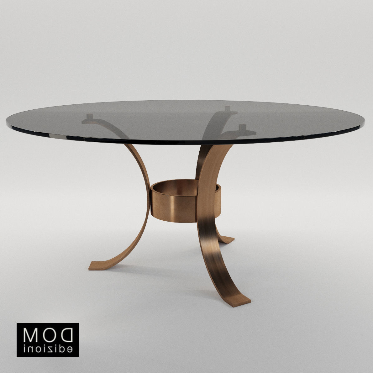 Most Popular Round Dinner Table Massimo – Dom Edizioni (View 11 of 30)