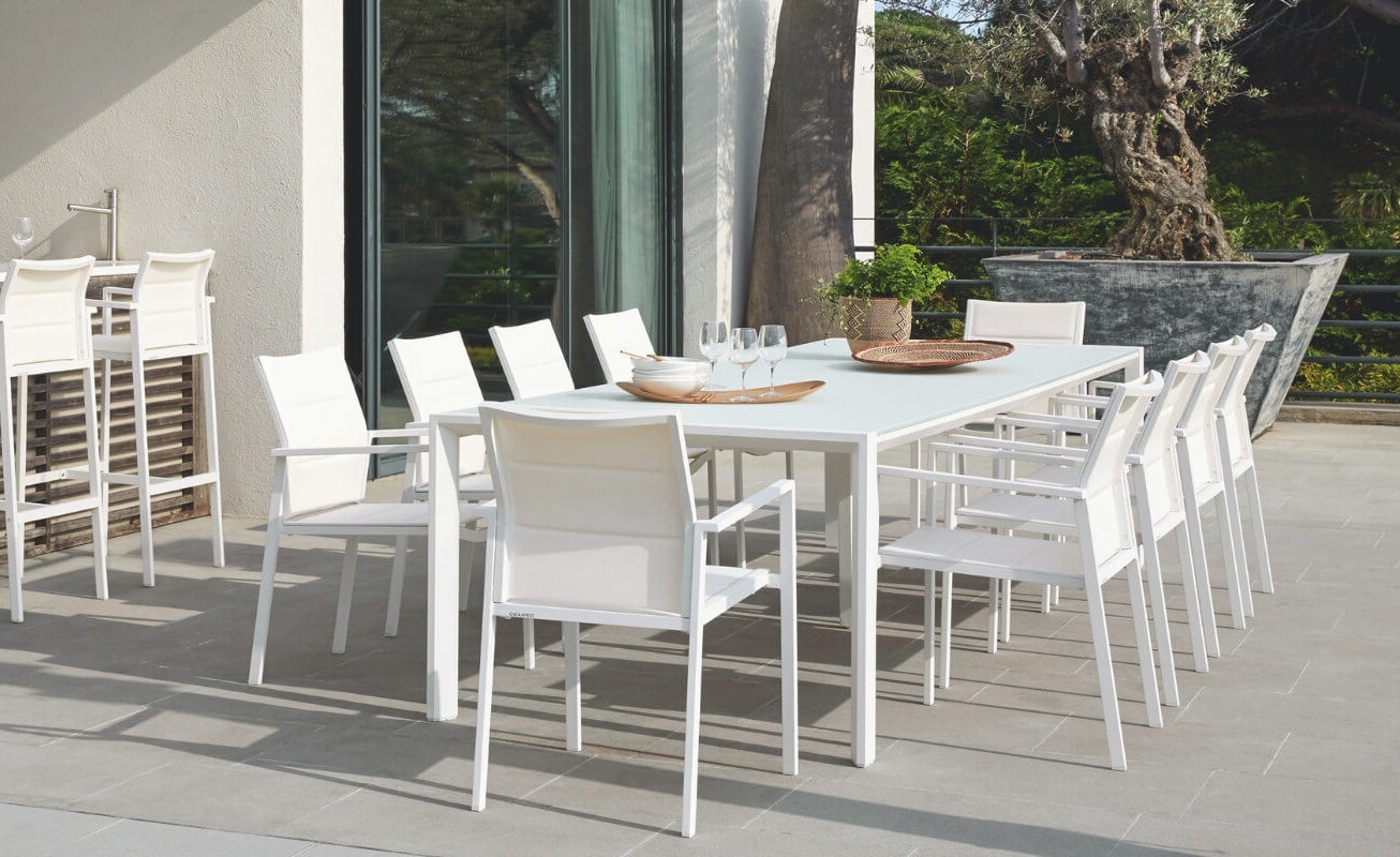 Most Popular Selecta Outdoor Dining Table With Modern Dining Tables (View 20 of 30)