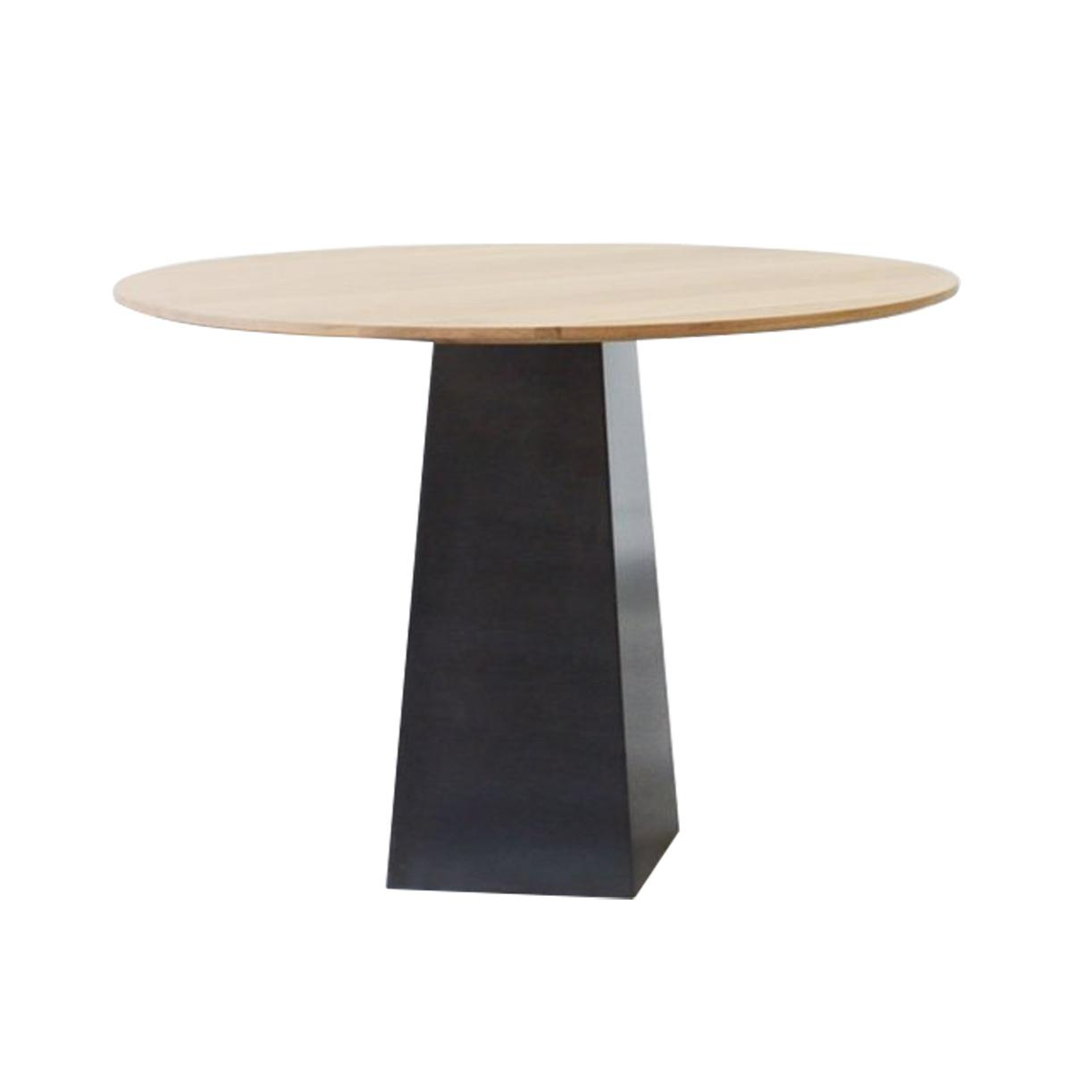 Most Recent Brockton Dining Table With Regard To Morris Round Dining Tables (View 5 of 30)