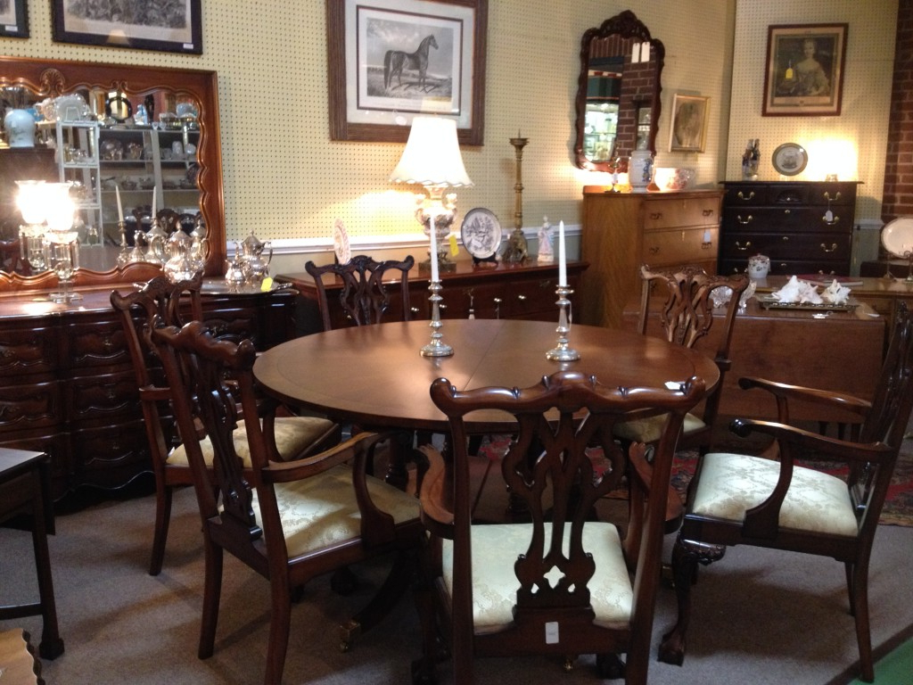 Most Recent Morris Round Dining Tables With Regard To Be Prepared! Thanksgiving Is Coming! (Gallery 28 of 30)