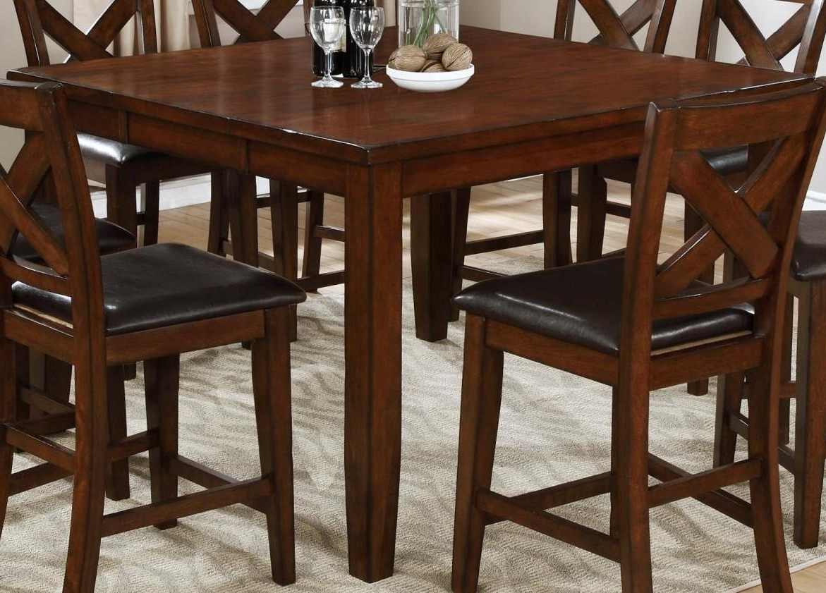 Most Recent Myco Furniture Gr650ct Throughout Wood Kitchen Dining Tables With Removable Center Leaf (View 26 of 30)