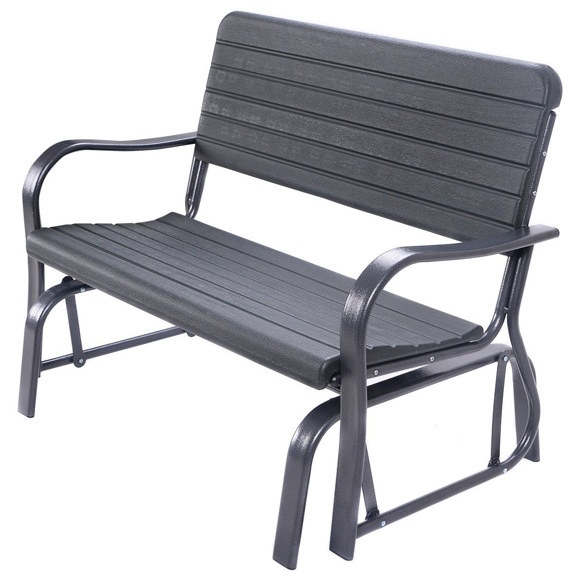 Most Recent Outdoor Patio Swing Glider Benches Within Amazon : Nature Republic Outdoor Patio Swing Porch (Gallery 1 of 30)
