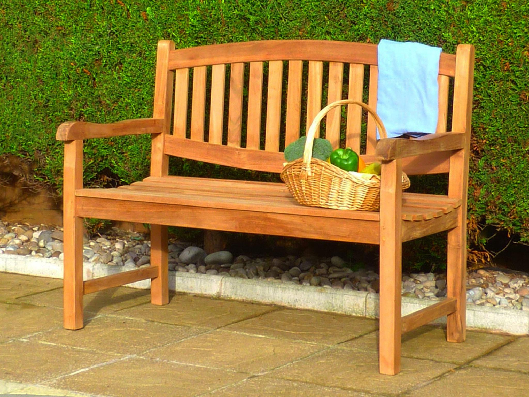 Most Recently Released 9 Beautiful Garden Benches With Space To Store (View 15 of 30)
