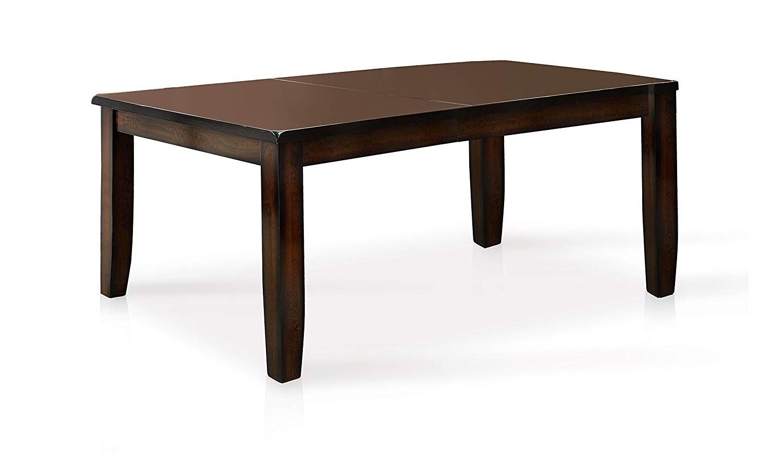 Most Recently Released Charcoal Transitional 6 Seating Rectangular Dining Tables For Amazon – Furniture Of America Dallas Transitional Dining (View 5 of 30)