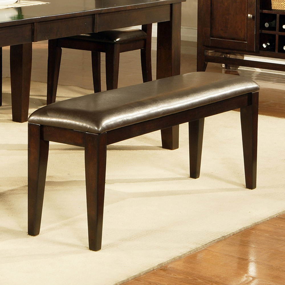 Most Recently Released Details About Weston Dining Bench 18 In (View 18 of 30)