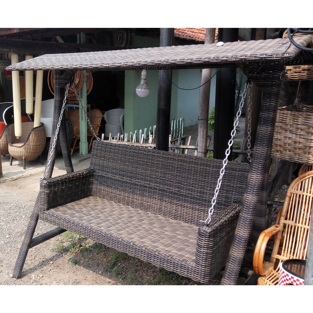 Most Recently Released Outdoor Garden Swing Furniture Indonesia – Buy Chair,rattan  Furniture,rattan Garden Furniture Product On Alibaba Pertaining To Rattan Garden Swing Chairs (Gallery 21 of 31)